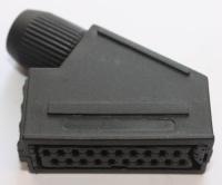 SCART line socket