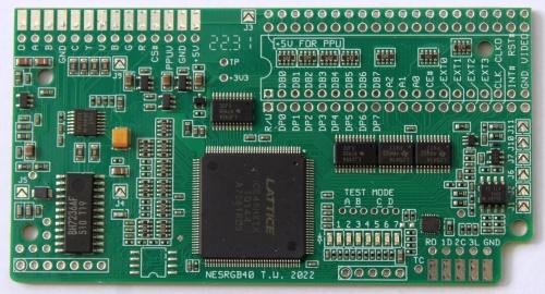 NESRGB kit