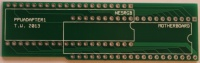 NESRGB adapter board #1