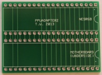 NESRGB adapter board #2 (US distributor)