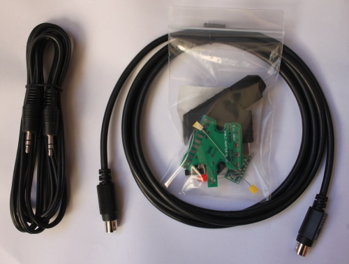 Cable set for NESRGB/2600RGB -- RGB SCART