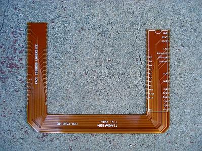 2600RGB Jr flex adapter