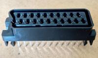 SCART socket PCB mount (style 2)