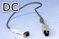 Console adapter cable for Sega Dreamcast