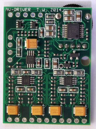 "AV-Driver board <img src=""/shop/sc_images/icons/flat.png"" alt=""[FLAT]"" height=""11"" width=""23""> - Image 1"